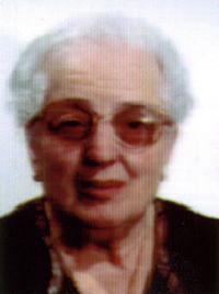 La Signora Marina, generosa benefattrice della Congregazione e, per molti anni, ospite alla casa d'entrata di Via Casale S. Pio V, alla Curia Generalizia, ... - 2011-08-18_Marina